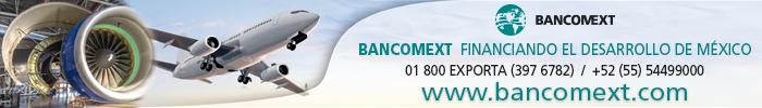 Agradecemos el apoyo de BANCOMEXT en el #27PremioTlacaelel